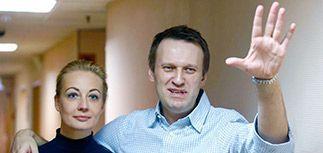Навального, который презрел домашний арест, навестили сотрудники ФСИН