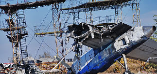 В Донецке идут ожесточенные бои за аэропорт