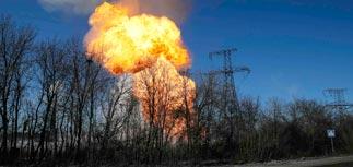 Вместо перемирия на Донбассе идут бои за Дебальцево