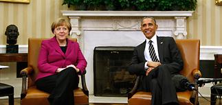Меркель представила Обаме новый план по Донбассу