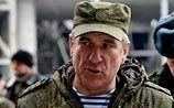 Российский генерал попал под обстрел на Донбассе