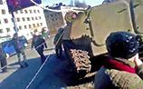 Украинский военный, задавивший ребенка на боевой машине в Константиновке, был пьян