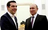 Путин рассказал премьеру Греции, как набрать геополитический вес и получить кредит