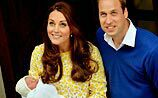 Выяснилось, как принц Уильям и Кейт назвали новорожденную дочь