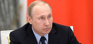 """Путин допустил, что его """"майские указы"""" придется корректировать"""