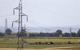 Очевидцы назвали причину катастрофы А400М: самолет задел линию электропередач