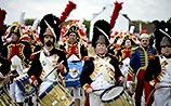 Париж отказывается смотреть реконструкцию поражения Наполеона при Ватерлоо