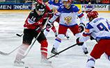 Финал чемпионата мира: Россия - Канада (LIVE). Первый период закончился 1:0 в пользу канадцев