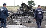 На Западе готовы назвать имена 200 виновных в крушении Boeing на Донбассе