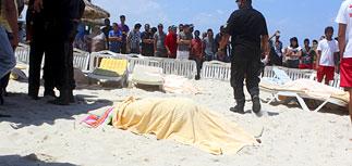 Нападение на отель в Тунисе: один боевик убит, еще трое - задержаны
