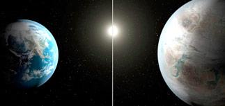 Телескоп Kepler нашел новую Землю
