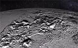 NASA показало ВИДЕО пролета New Horizons над поверхностью Плутона