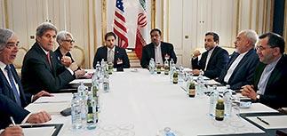 """Иран и """"шестерка"""" договорились о снятии санкций"""