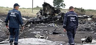 Путин обсудил с премьером Голландии расследование падения Boeing на Донбассе