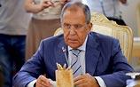 Журналисты записали, как Лавров выругался на пресс- конференции в Москве