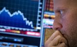 На американской фондовой бирже произошел рекордно резкий обвал индекса Dow Jones
