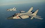 Турецкие СМИ узнали о поставке Сирии российских истребителей МиГ-31