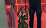 Выставка советских скульптур в Манеже вновь подверглась нападению