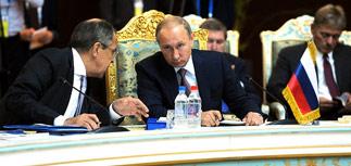 """Путин назвал ситуацию в Сирии """"очень серьезной"""""""