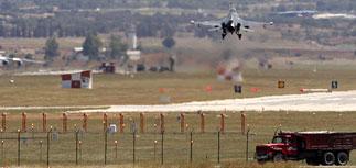Турецкие ВВС сбили неопознанный беспилотник вблизи сирийской границы