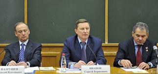 Bloomberg назвал Шойгу одним из инициаторов военной кампании РФ в Сирии