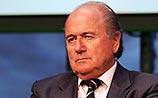 Блаттера рекомендовали отстранить от обязанностей главы ФИФА на 90 дней