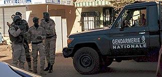 В столице Мали освободили всех заложников в отеле
