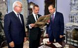 Медведев, не таясь, рассказал об отношениях с сыном