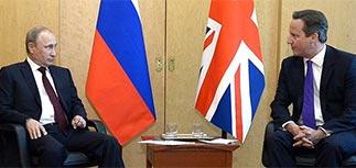 Кэмерон позвонил Путину по поводу крушения А321