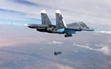 Вашингтон: 90% российских авиаударов в Сирии пришлись по оппозиции