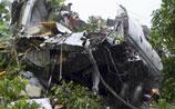 В Южном Судане разбился самолет Ан-12 с российско-армянским экипажем