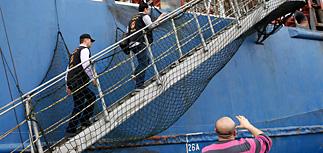 В Турции задержаны 27 российских кораблей, утверждает Habertürk