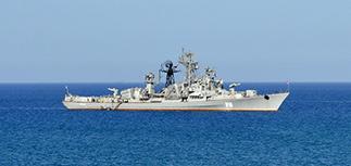 Российские моряки обстреляли турецких рыболовов