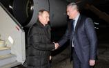 Путин запустил первую нитку энергомоста в обесточенный Крым