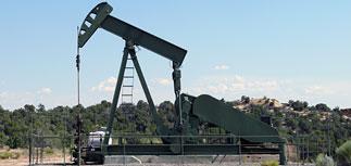 Цена на нефть впервые за семь лет упала ниже 40 долларов
