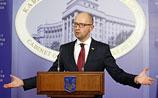Украинский премьер Яценюк отказался покупать газ у России. Даже со скидкой слишком дорого