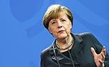 Меркель предлагает отослать беженцев из Ирака и Сирии обратно после окончания войны