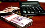 Реальная зарплата россиян за год сократилась почти на 10%