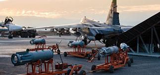 Россию уличили в поставках военных роботов режиму Асада