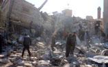 В Сирии разбомбили два госпиталя. Погибли около 50 человек, сообщили в ООН