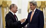 """Путин проводит встречу с Керри. """"Мы тут надолго"""", - жалуется пресс-секретарь МИД РФ"""
