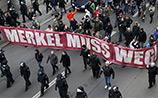 Региональные выборы в Германии подтверждают: партия Меркель теряет позиции