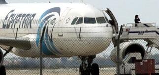 Угонщик египетского самолета задержан властями Кипра
