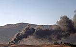 Под Дамаском разбился самолет ВВС Сирии