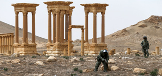 США насторожили сообщения о новых поставках российского вооружения в Сирию