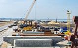СМИ узнали о срыве сроков строительства железнодорожного моста в Крым