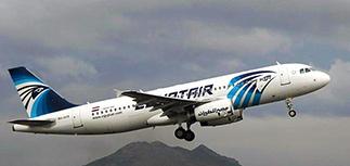 Египет запросил у Франции и Греции сведения об упавшем самолете