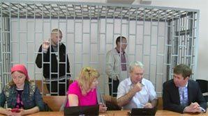 Суд в Чечне приговорил украинцев Клыха и Карпюка к 20 и 22,5 годам колонии
