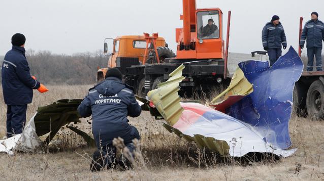 Россия до сих пор не передала Нидерландам данные по делу о крушении Boeing на Донбассе