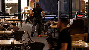 В центре Тель-Авива произошла стрельба: есть погибшие и раненые